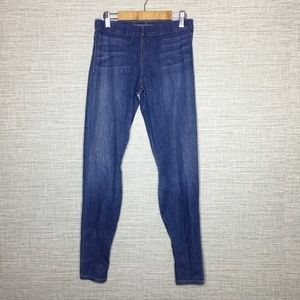 Joes Jeans XS Zipper Ankle Jegging Skinny Jeans